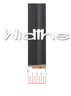 Widths