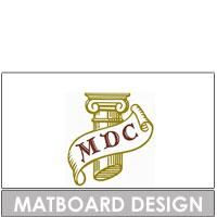 Matboard Design Mats